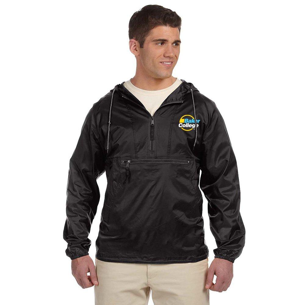 Harriton® Packable Nylon Jacket - Personalization Available