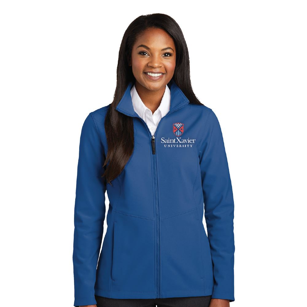 Port Authority®: Women's Collective Soft Shell Jacket - Embroidery Personalization Available