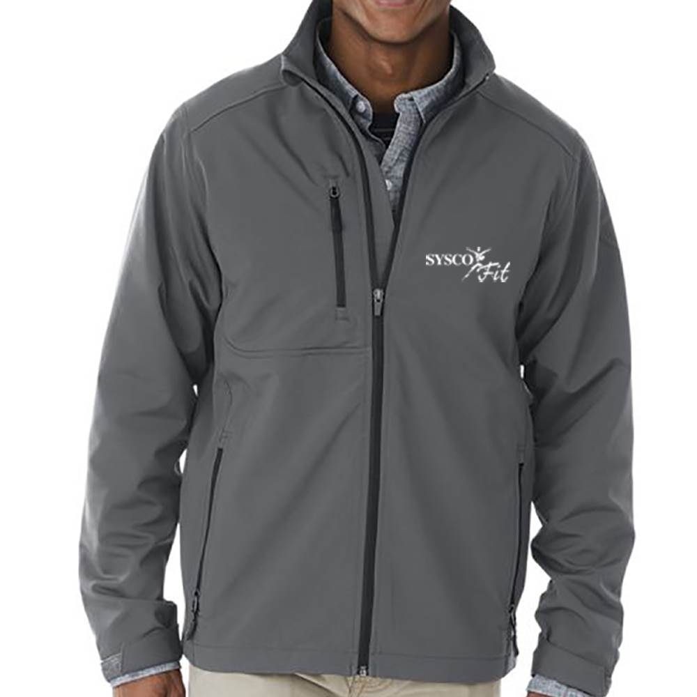 Charles River Apparel® Men's Axis Soft Shell Jacket - Personalization Available