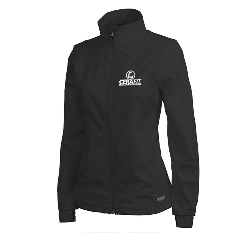 Charles River Apparel® Women's Axis Soft Shell Jacket - Personalization Available