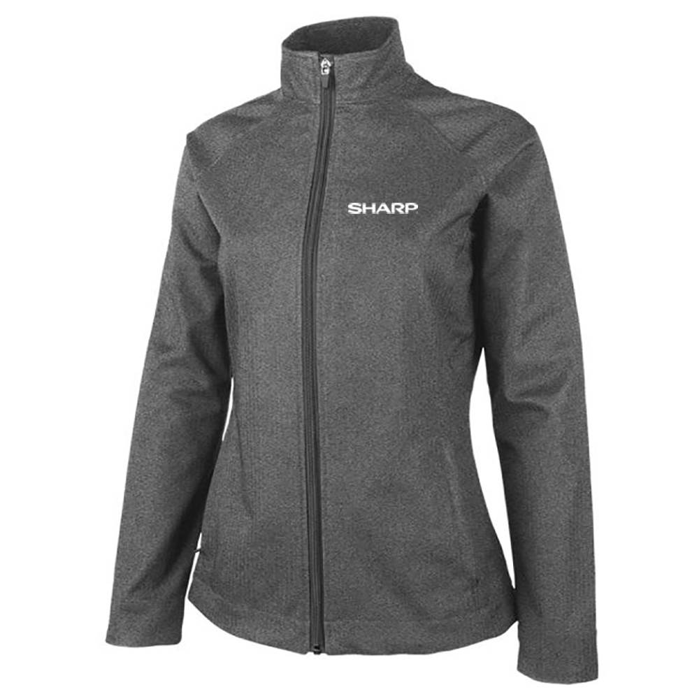 Charles River Apparel® Women's Back Bay Soft Shell Jacket - Personalization Available