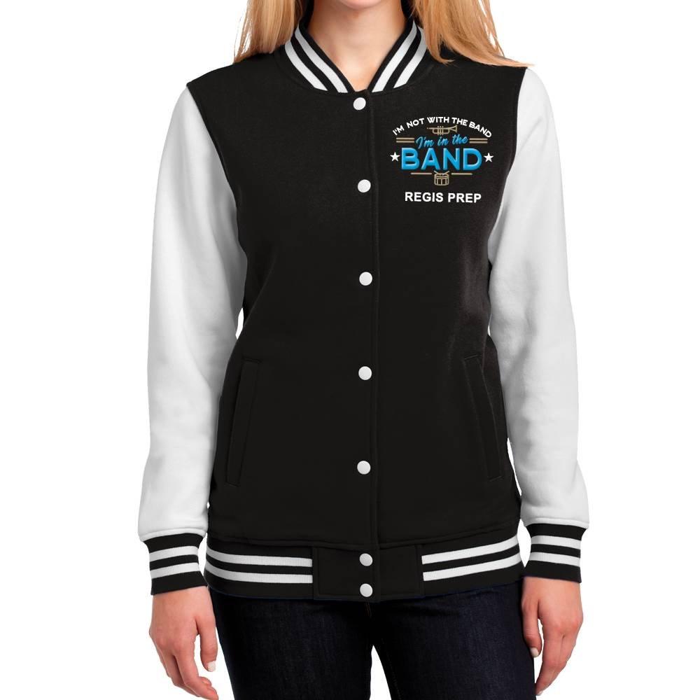 Sport-Tek Women's Fleece Letterman Jacket - Personalization Available