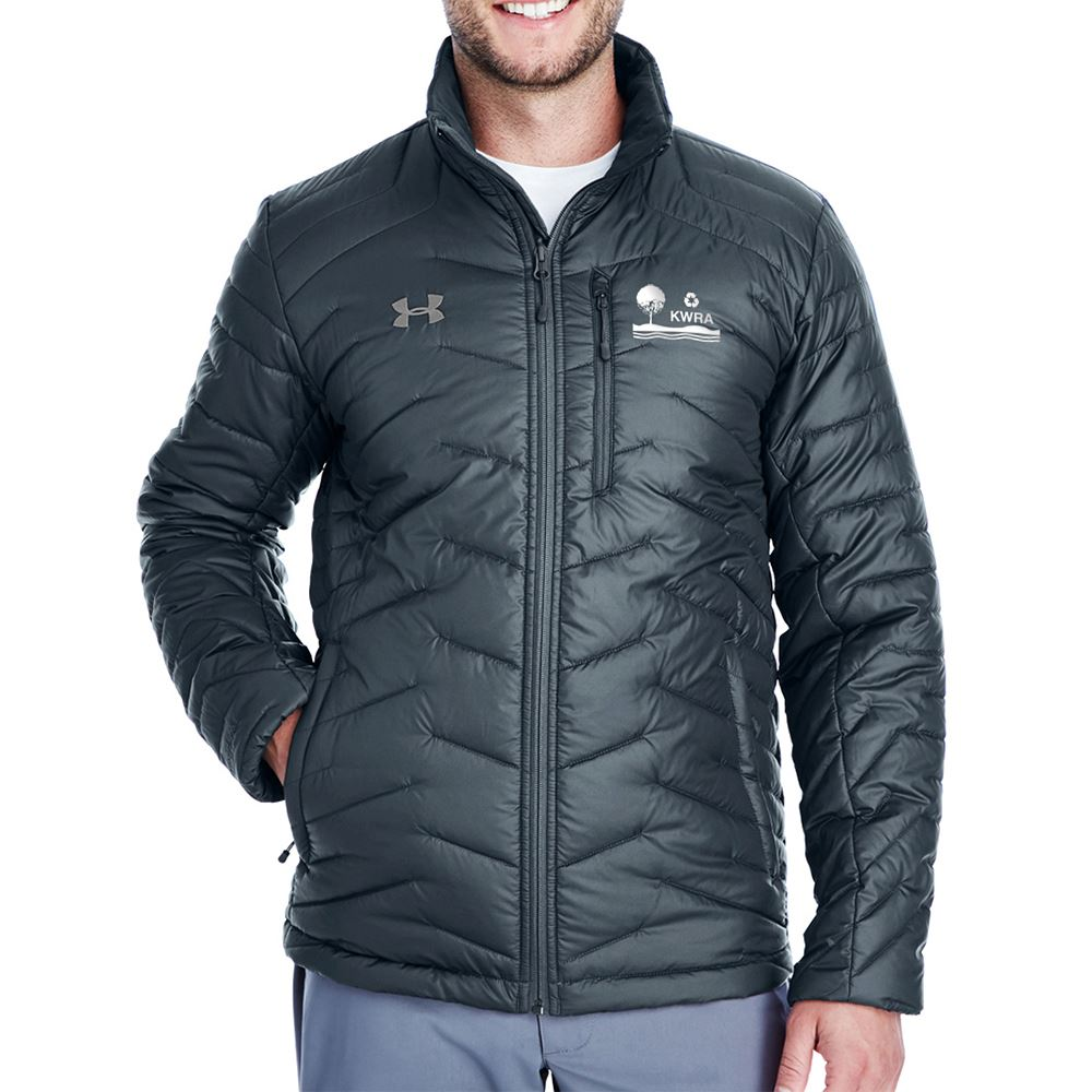 Under Armour® Men's Corporate Reactor Jacket - Personalization Available