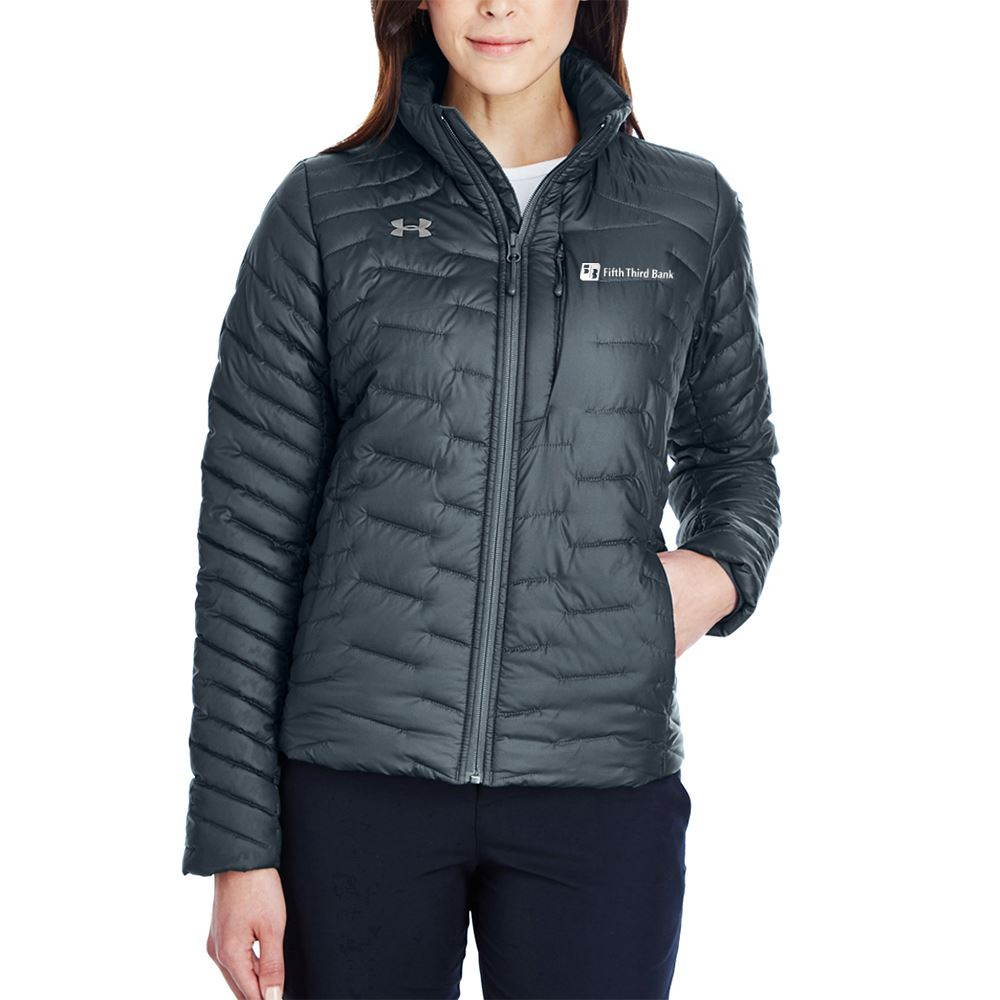 Under Armour® Women's Corporate Reactor Jacket - Personalization Available