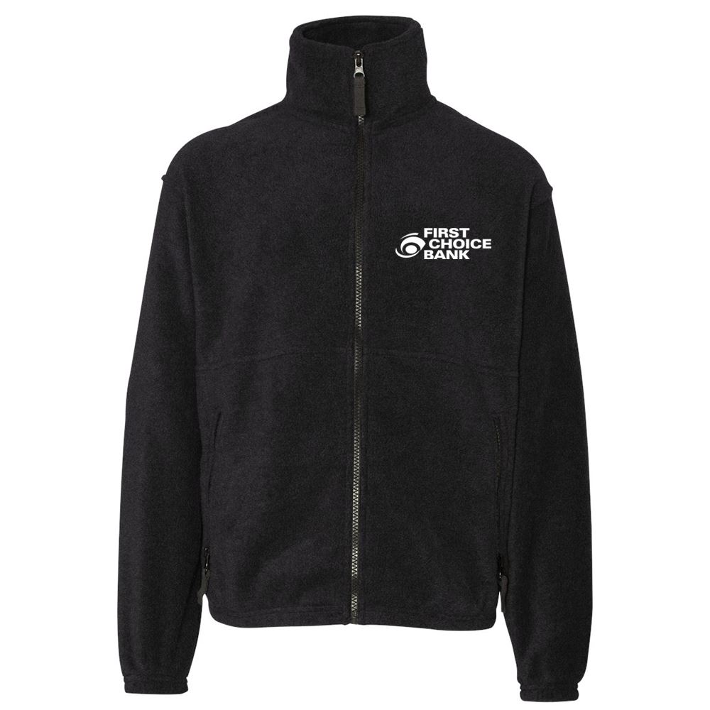 Sierra Pacific Youth Fleece Full-Zip Jacket -Embroidery Personalization Available