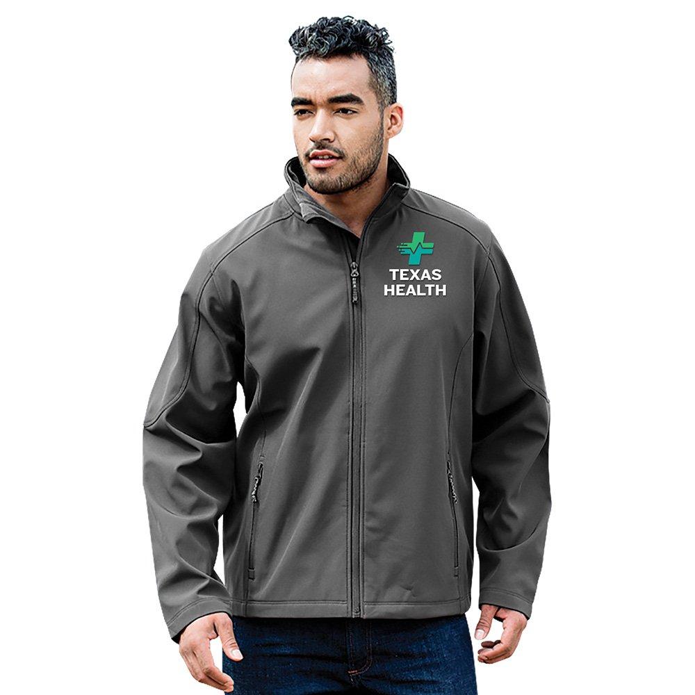 Fossa® Men's Nexus Soft Shell Jacket - Personalization Available