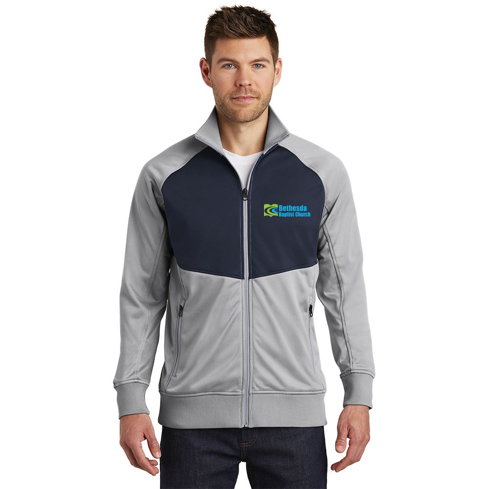 The North Face® Tech Full-Zip Zip Fleece Jacket - Personalization Available