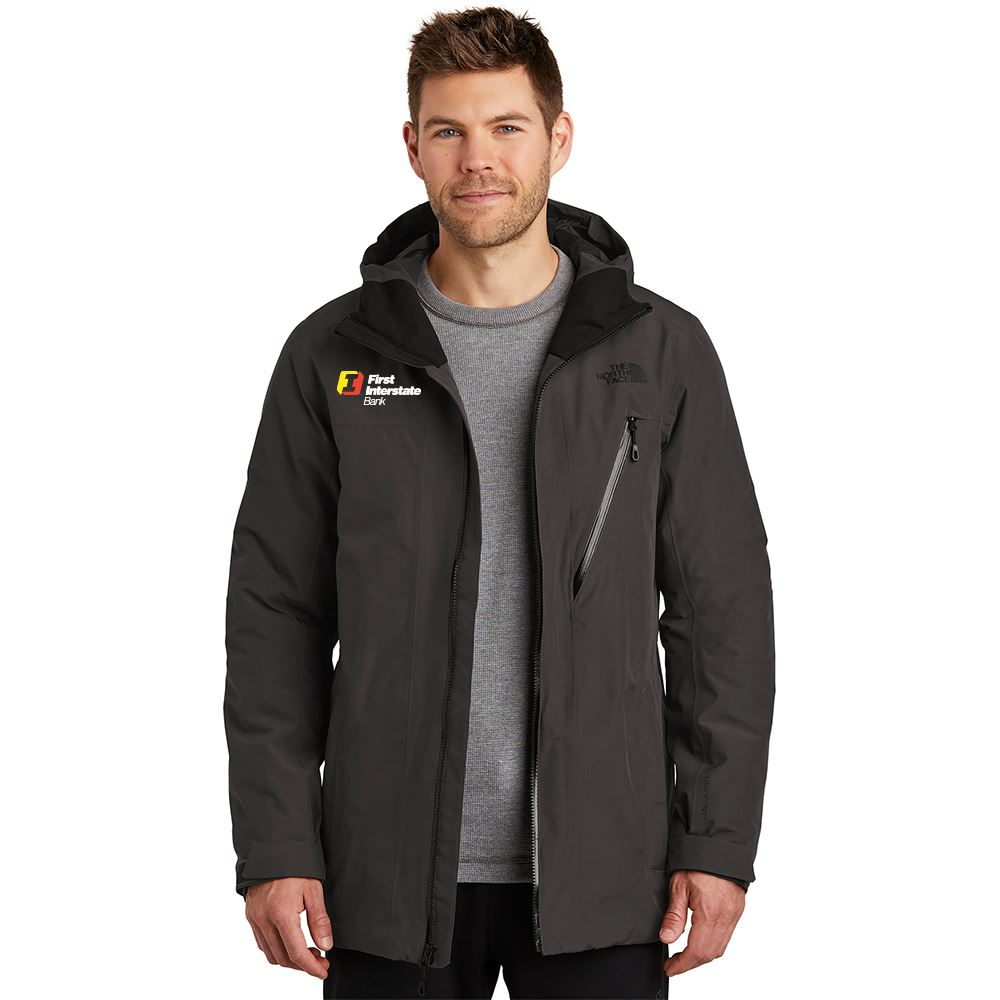 The North Face® Ascendant Insulated Jacket - Embroidery Personalization Available