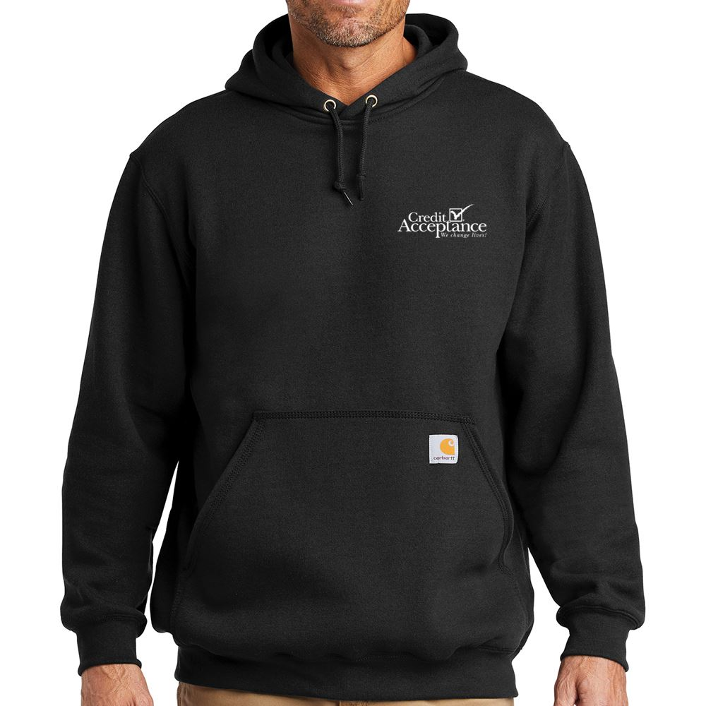 Men's Carhartt® Midweight Hooded Sweatshirt - Personalization Available