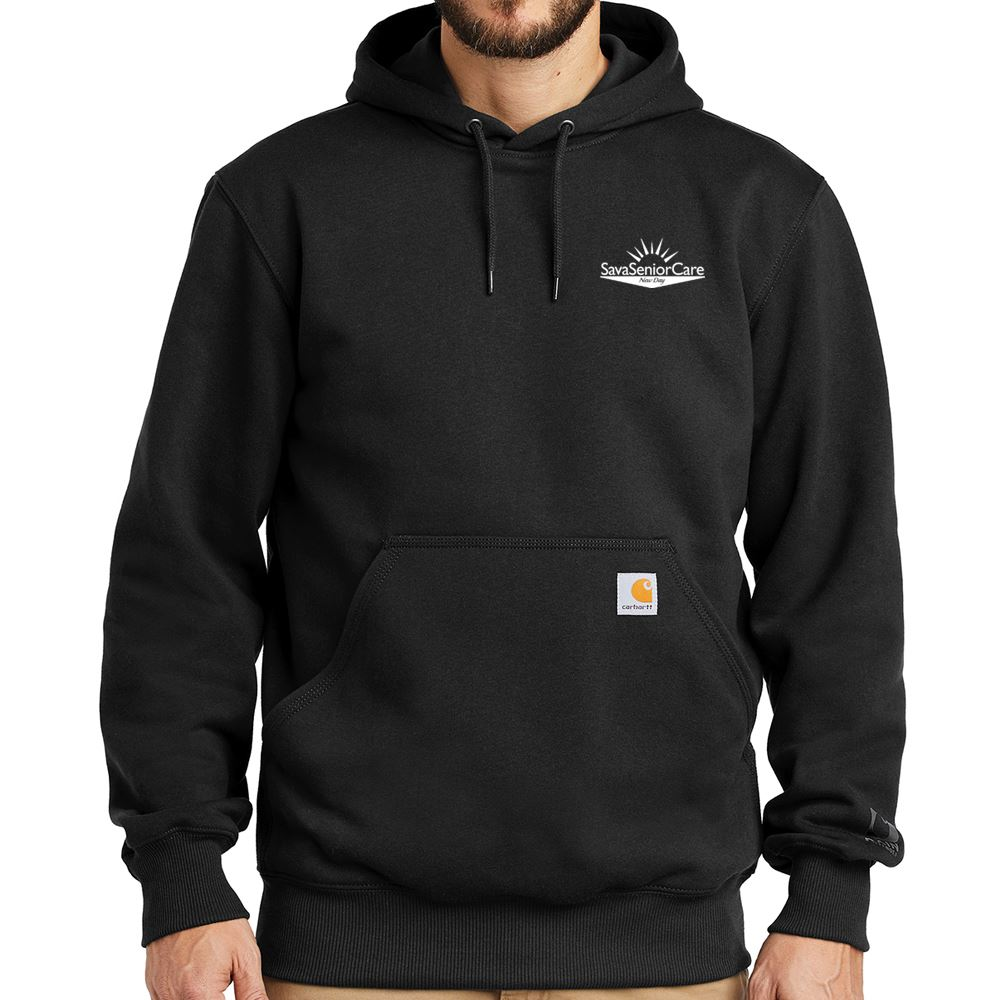 Men's Carhartt® Rain Defende® Paxton Heavyweight Hooded Sweatshirt - Personalization Available