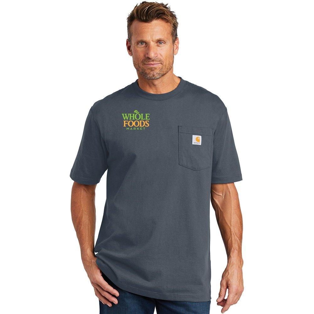 Men's Carhartt® Workwear Pocket Short Sleeve T-Shirt - Personalization Available