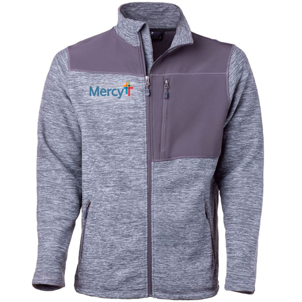 Fossa® Apparel Sequoia Thermo-Fleece Jacket - Personalization Available