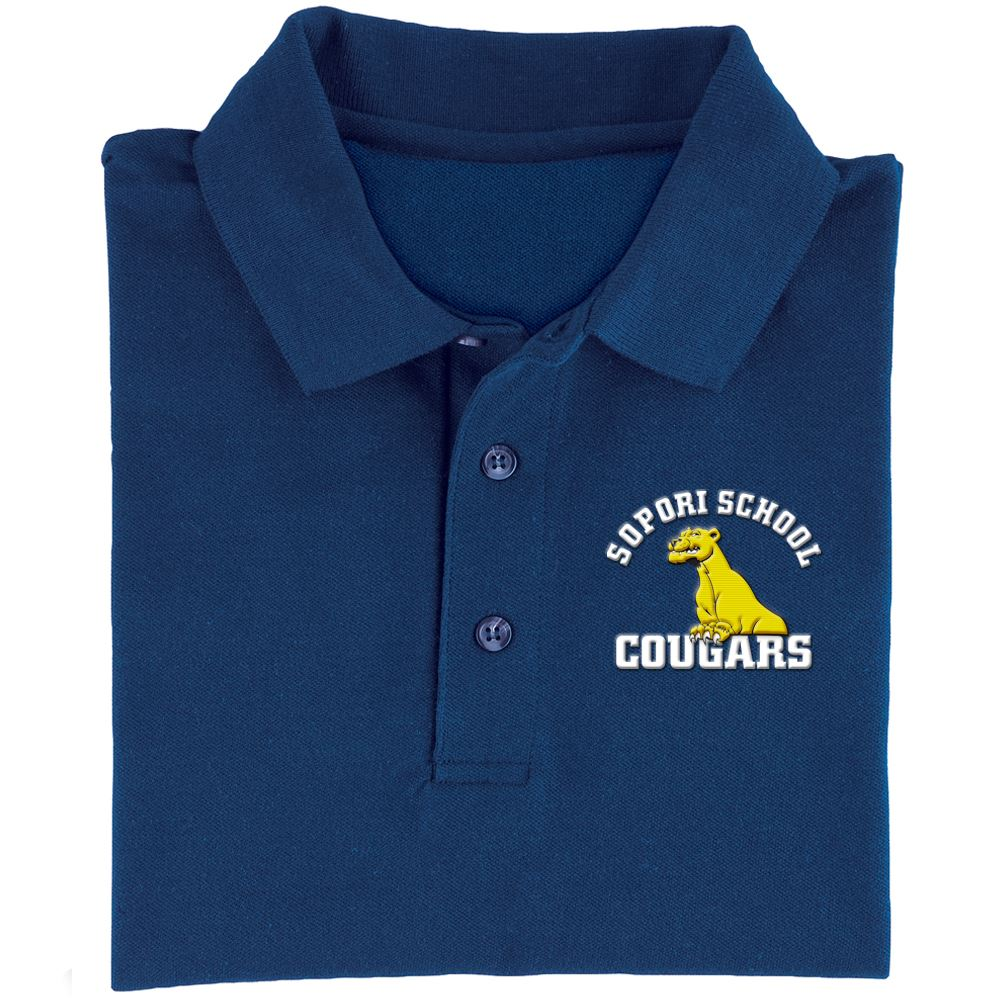 Gildan® DryBlend Jersey Polo - Personalization Available