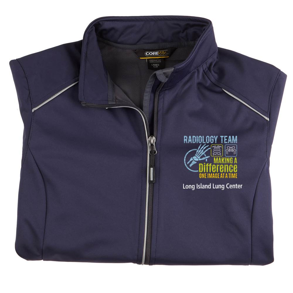 TEAM WEAR Core 365® Women's Three-Layer Knit Full-Zip Jacket - Personalization Available