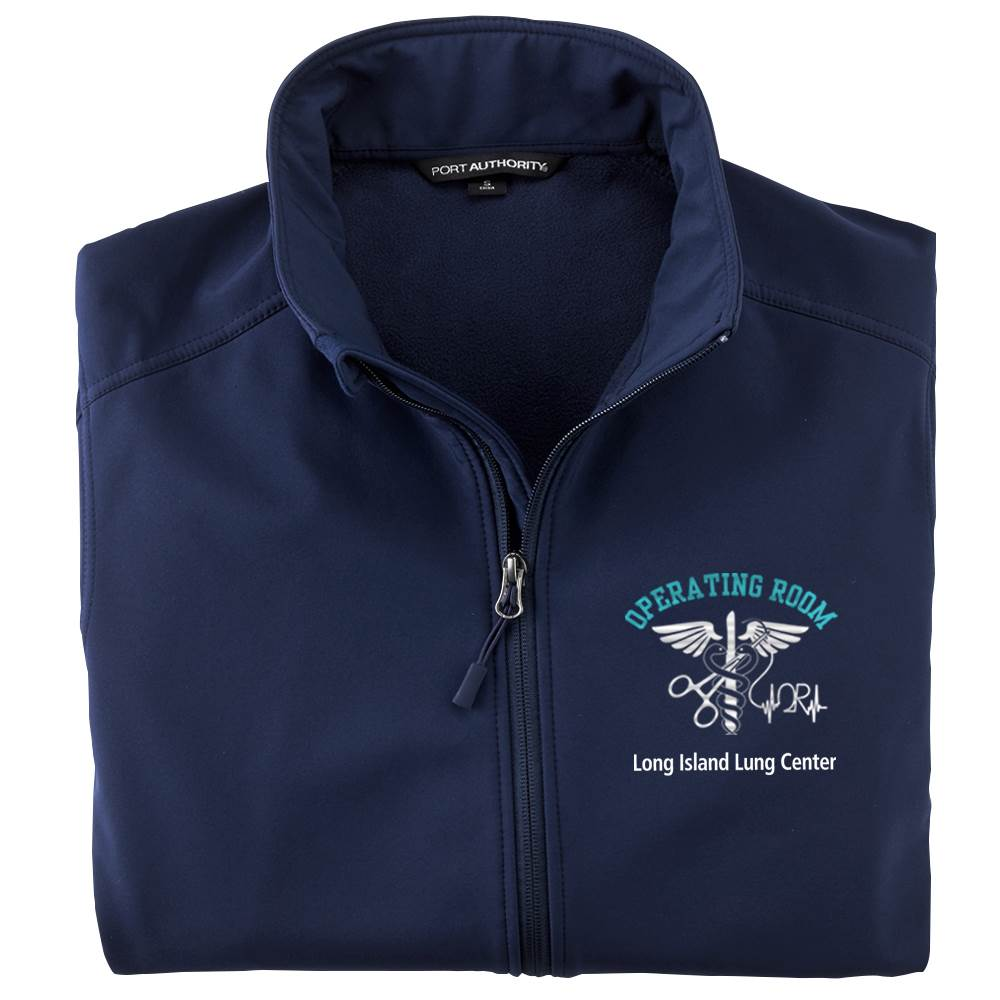 TEAM WEAR Port Authority® Men's Core Soft Shell Jacket - Personalization Available