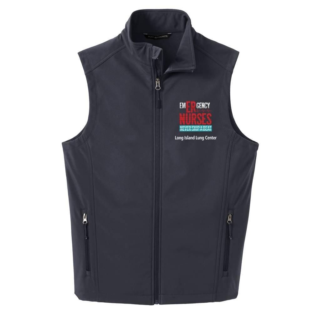 TEAM WEAR Port Authority® Men's Core Soft Shell Vest - Personalization Available