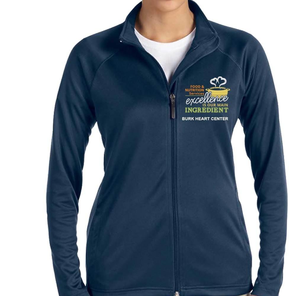 TEAM WEAR Devon & Jones® Women's Stretch Tech-Shell Compass Jacket - Personalization Available