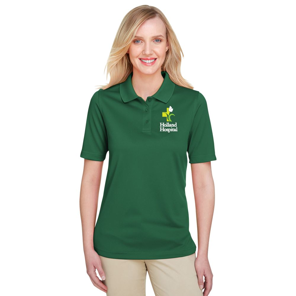 Harrinton Women's Advantage Snag Protection Plus IL Polo - Personalization Available