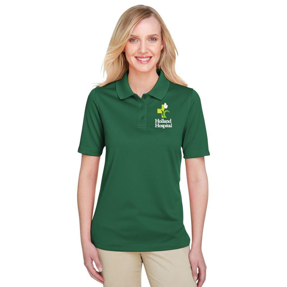 Harriton® Women's Advantage Snag Protection Plus IL Polo- Embroidery Personalization Available