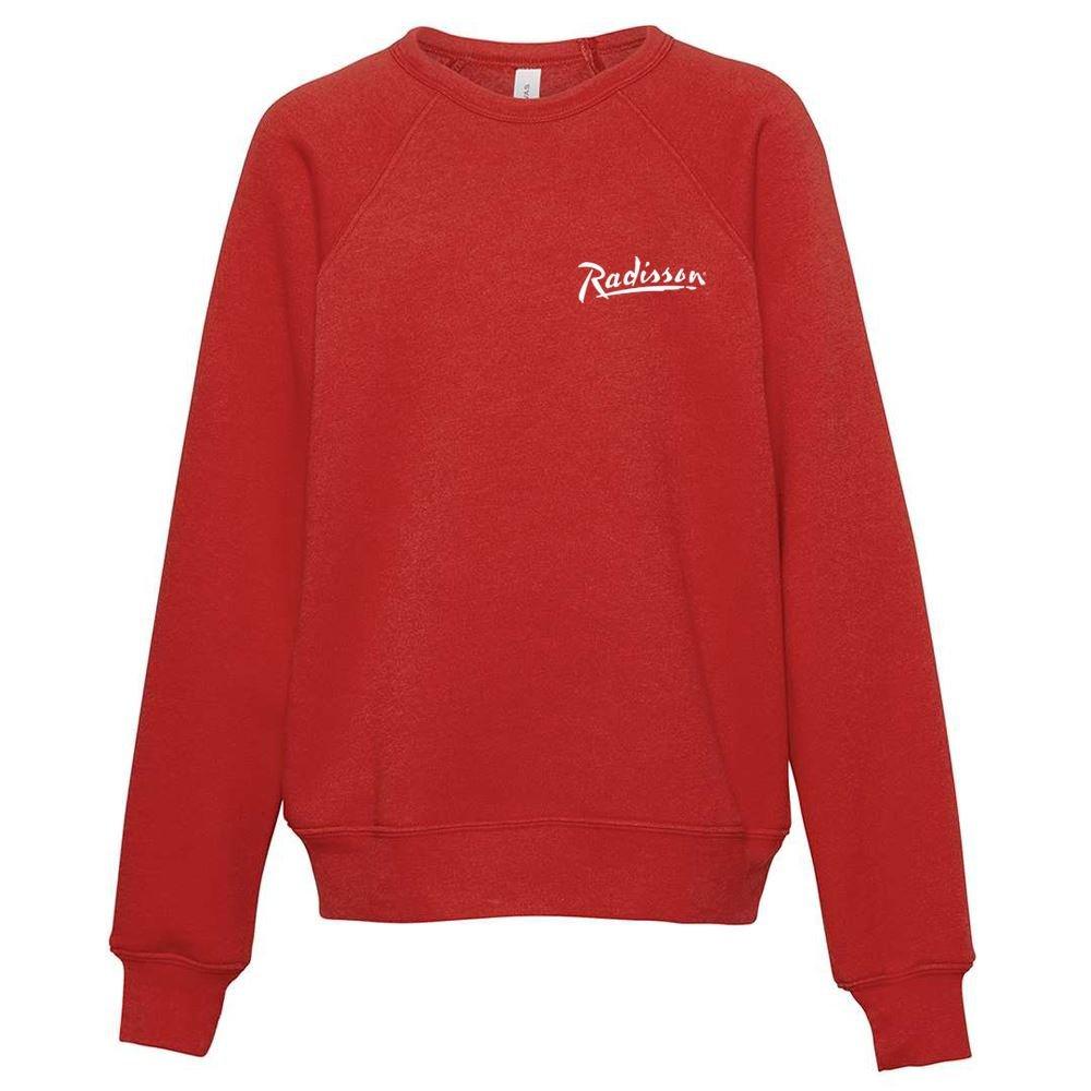 Bella+Canvas Youth Sponge Fleece Sweatshirt - Personalization Available
