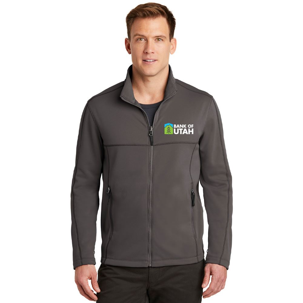 Port Authority� Men's Collective Smooth Fleece Jacket - Personalization Available