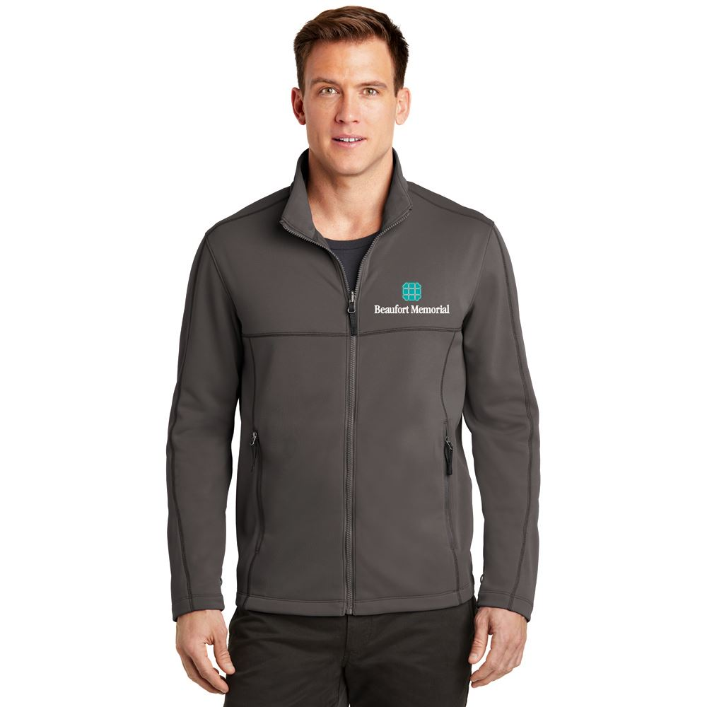 Port Authority® Men's Collective Smooth Fleece Jacket - Embroidery Personalization Available