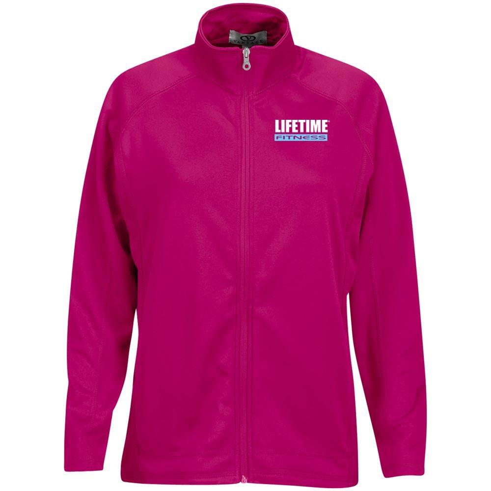 Brushed Back Women's Micro-Fleece Full-Zip Jacket