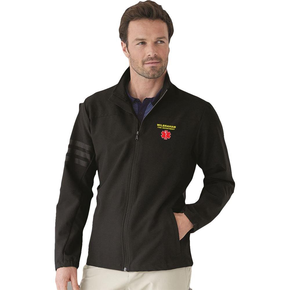 Adidas® Men's Climastorm 3-Stripes Jacket - Personalization Available