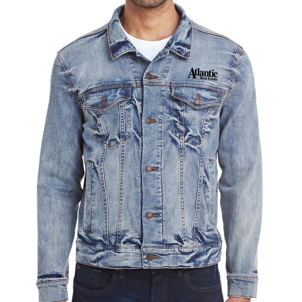 Threadfast Apparel® Unisex Denim Jacket - Personalization Available