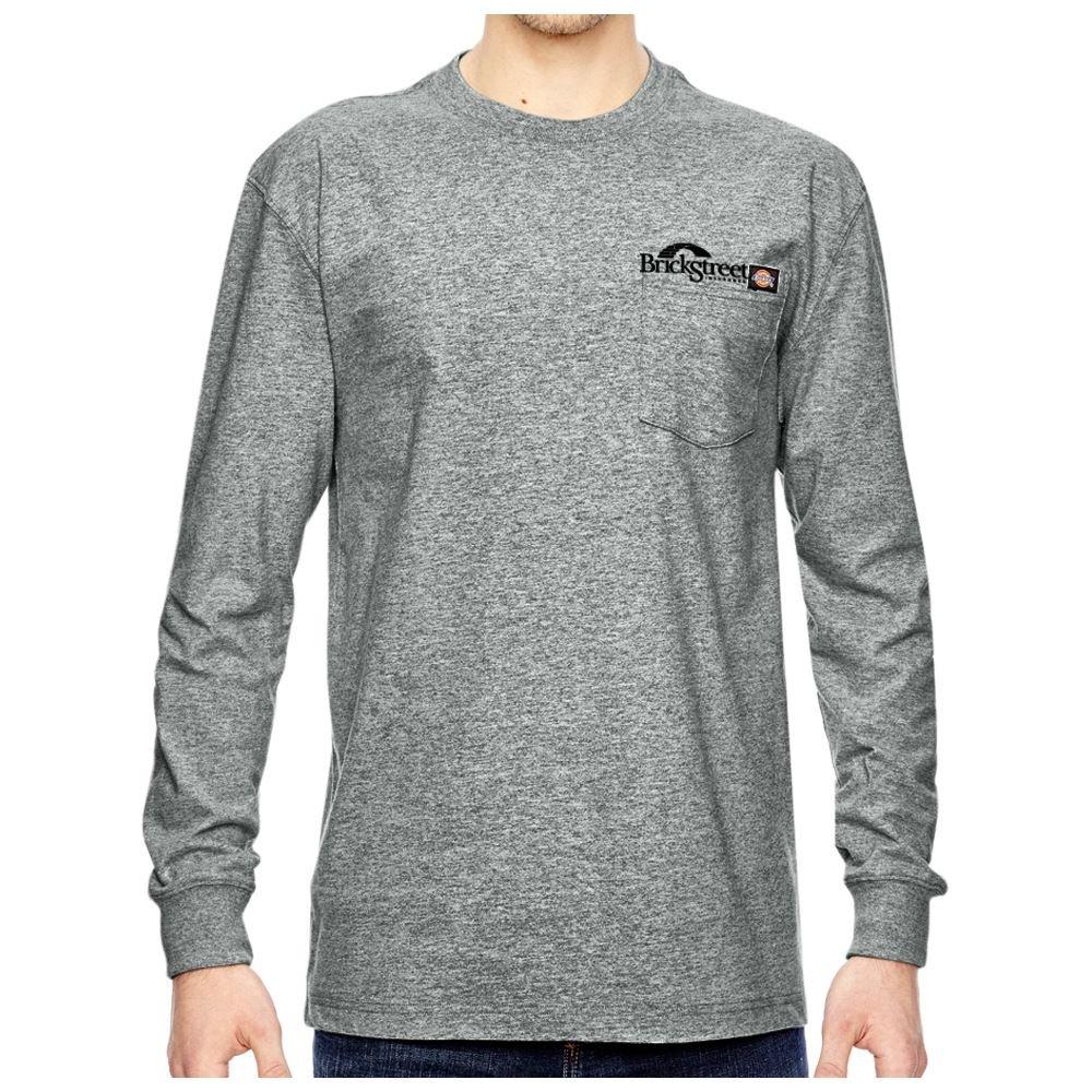 Dickies Tall Heavyweight Work Long-Sleeve T-Shirt