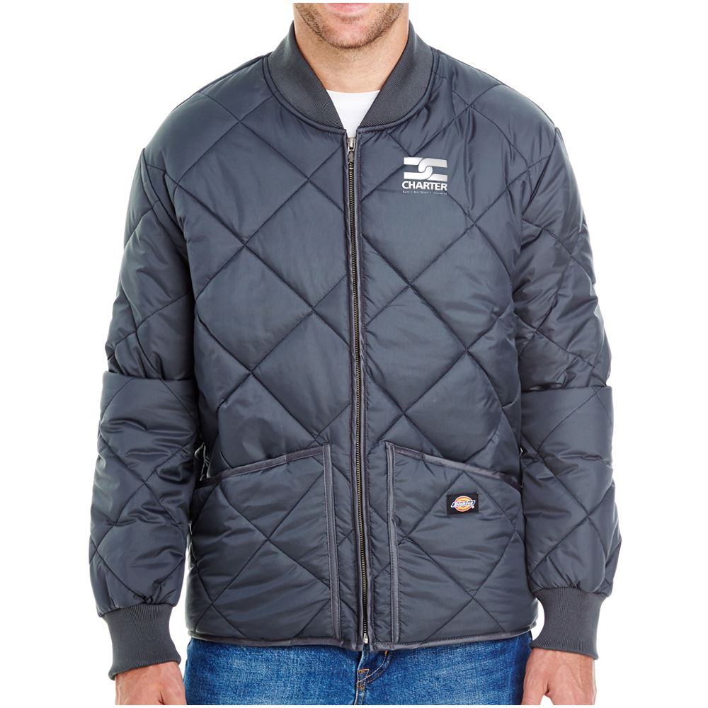 Dickies Diamond Quilted Nylon Jacket