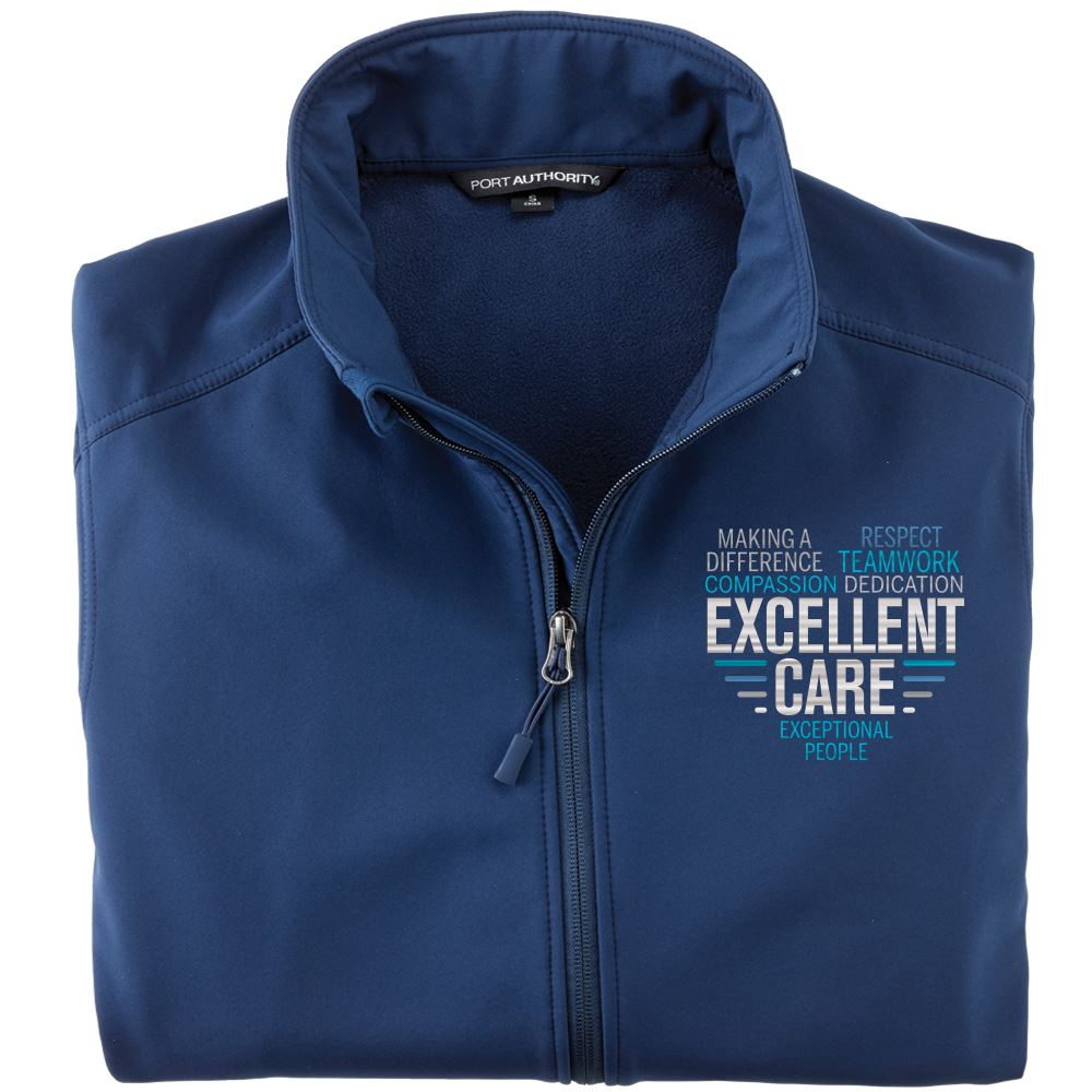 Men's Port Authority® Core Soft Shell Jacket - Personalization Available