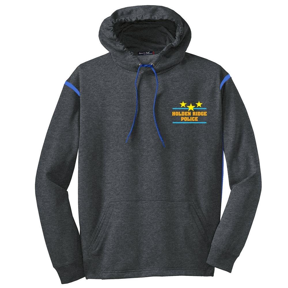 Law Enforcement Thin Blue Line Sweatshirt - Personalization Available
