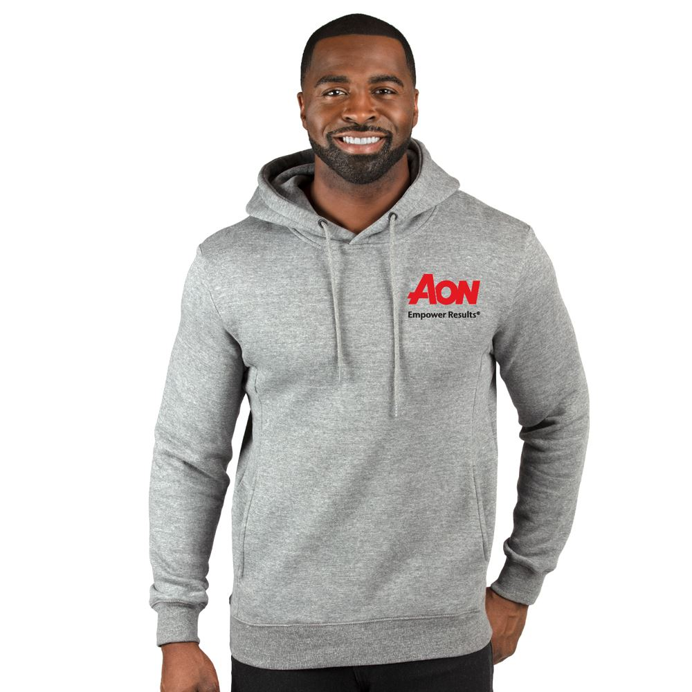 Threadfast Apparel Unisex Ultimate Fleece Pullover Hooded Sweatshirt - Personalization Available