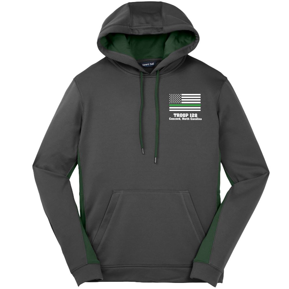 Thin Green Line Soft Shell Jacket - Personalization Available