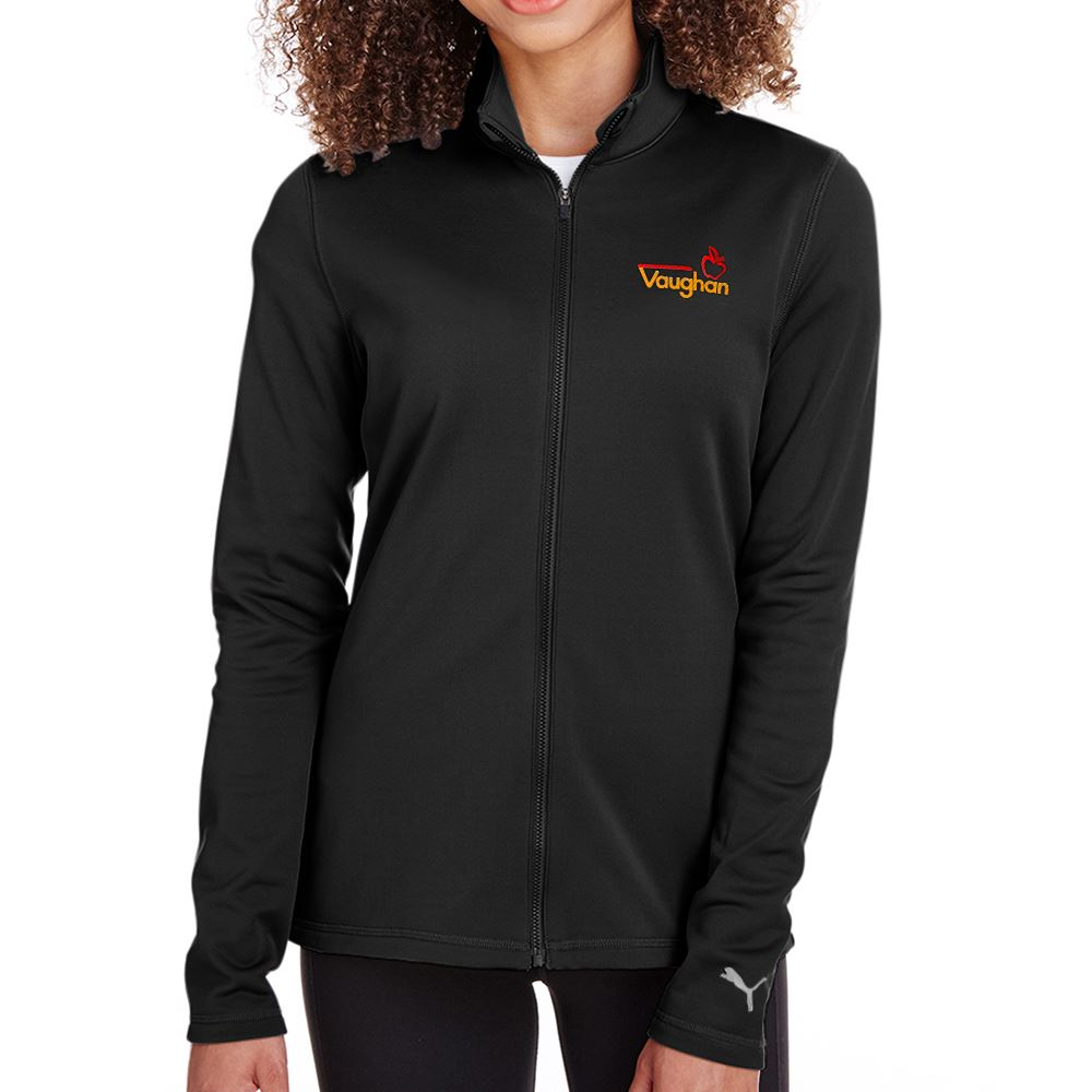 Puma Golf Women's Fairway Full-Zip - Personalization Available