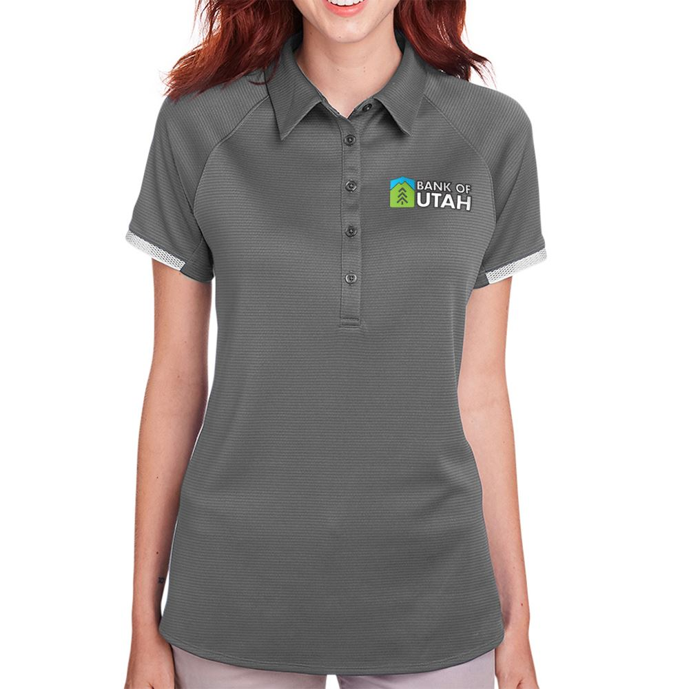 Under Armour® Women's Corporate Rival Polo Shirt - Personalization Available