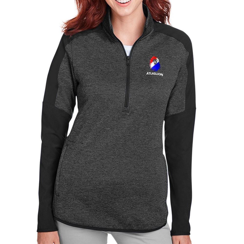 Under Armour® Women's Qualifier Hybrid Corporate Quarter-Zip - Personalization Available