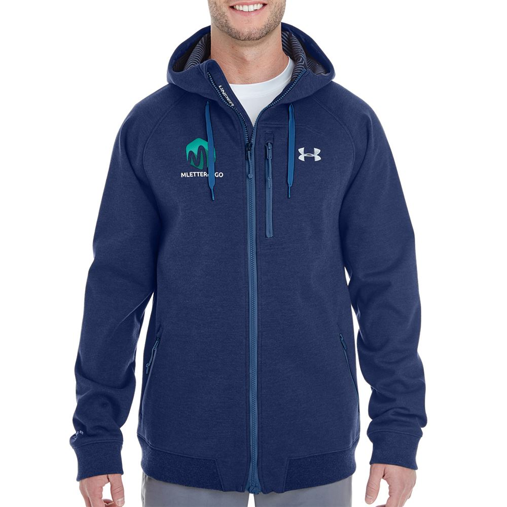 Under Armour® Men's CGI Dobson Soft Shell - Personalization Available