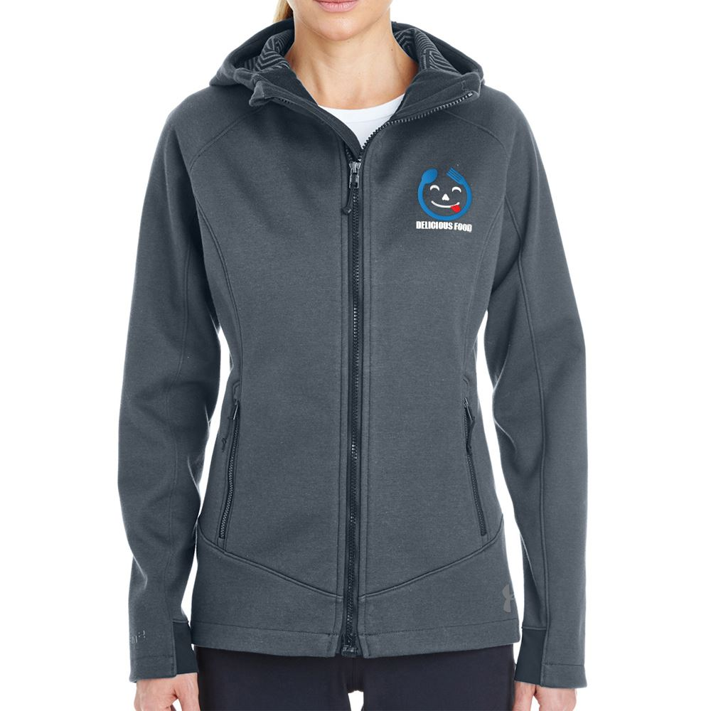 Under Armour® Women's CGI Dobson Soft Shell - Personalization Available