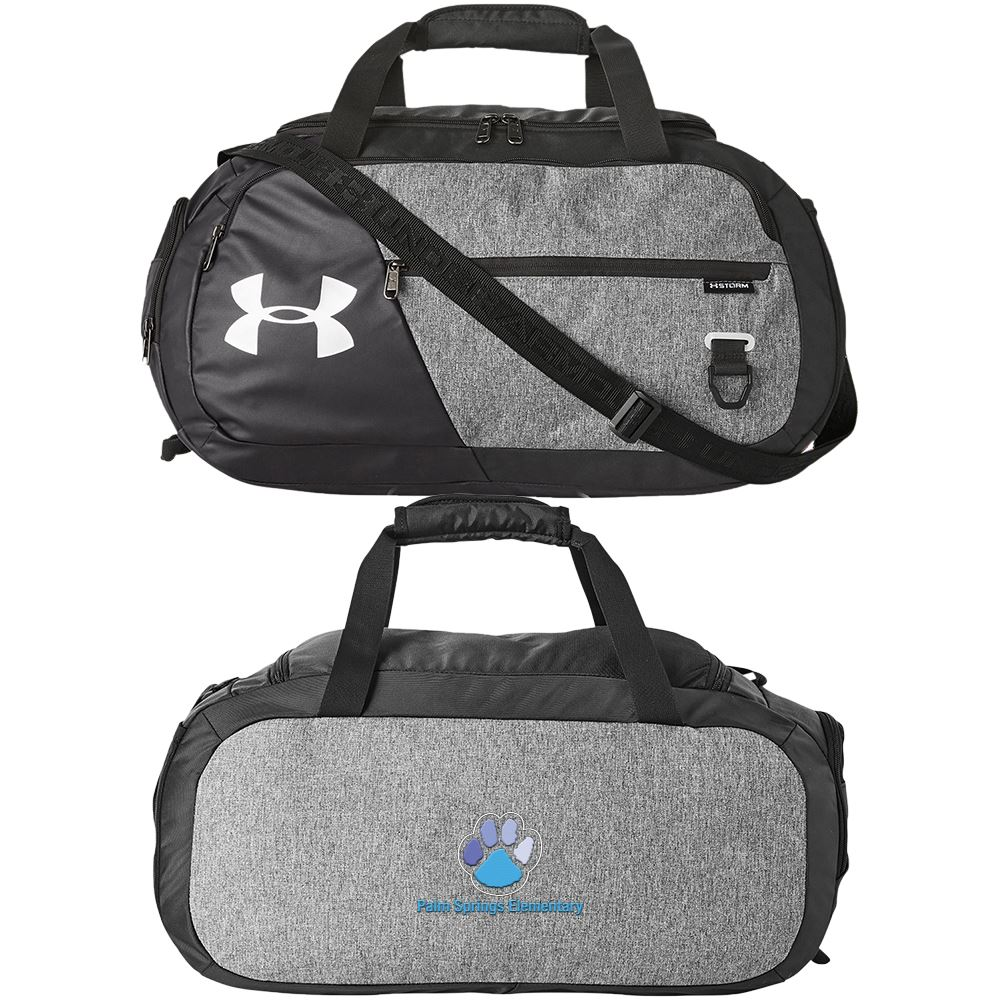 Under Armour® Undeniable Small Duffle - Personalization Available