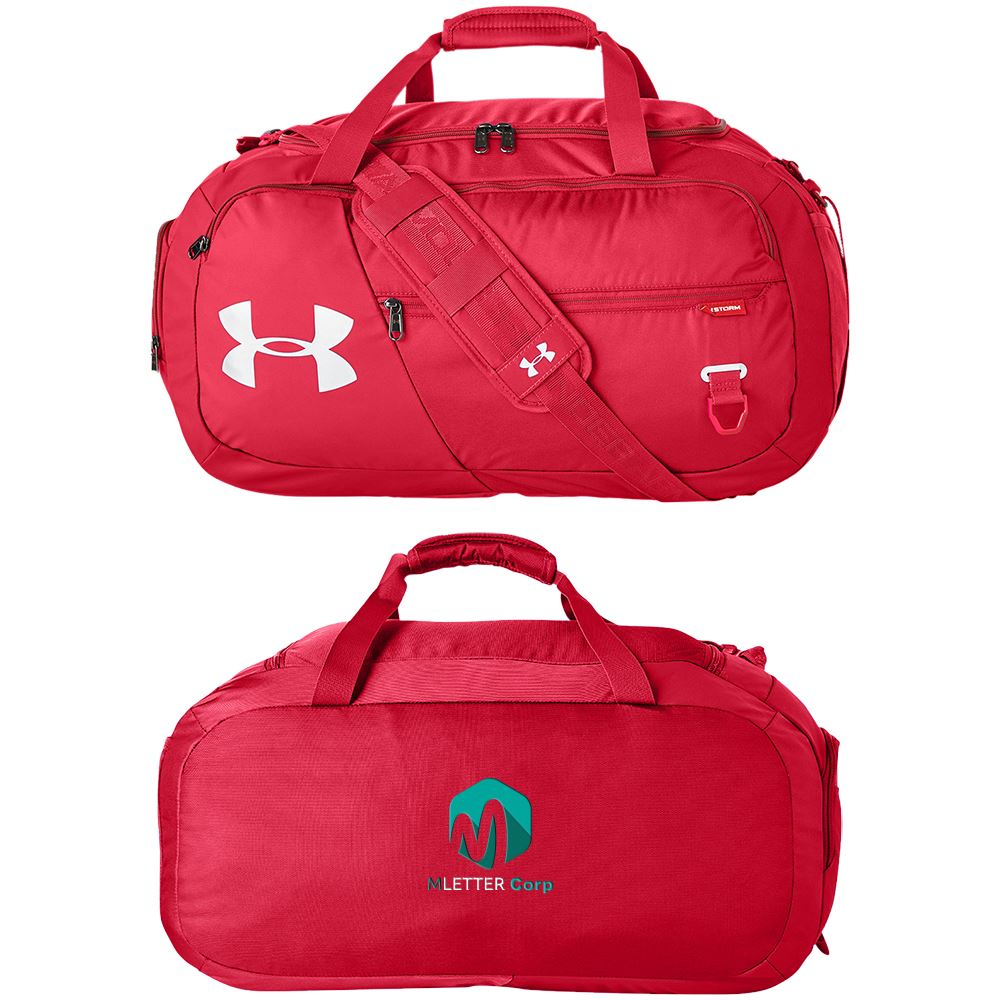 Under Armour® Undeniable Medium Duffle - Personalization Available