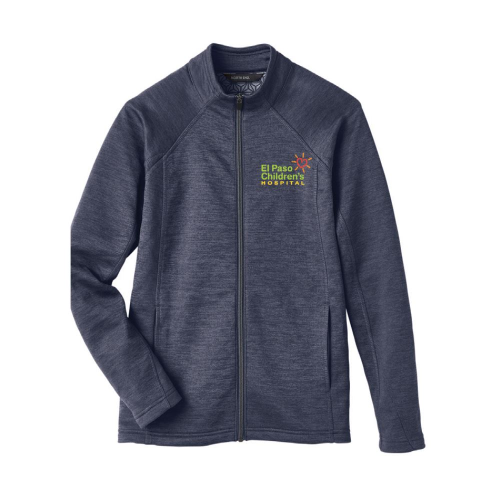 North End Men's Flux 2.0 Full-Zip Jacket - Personalization Available