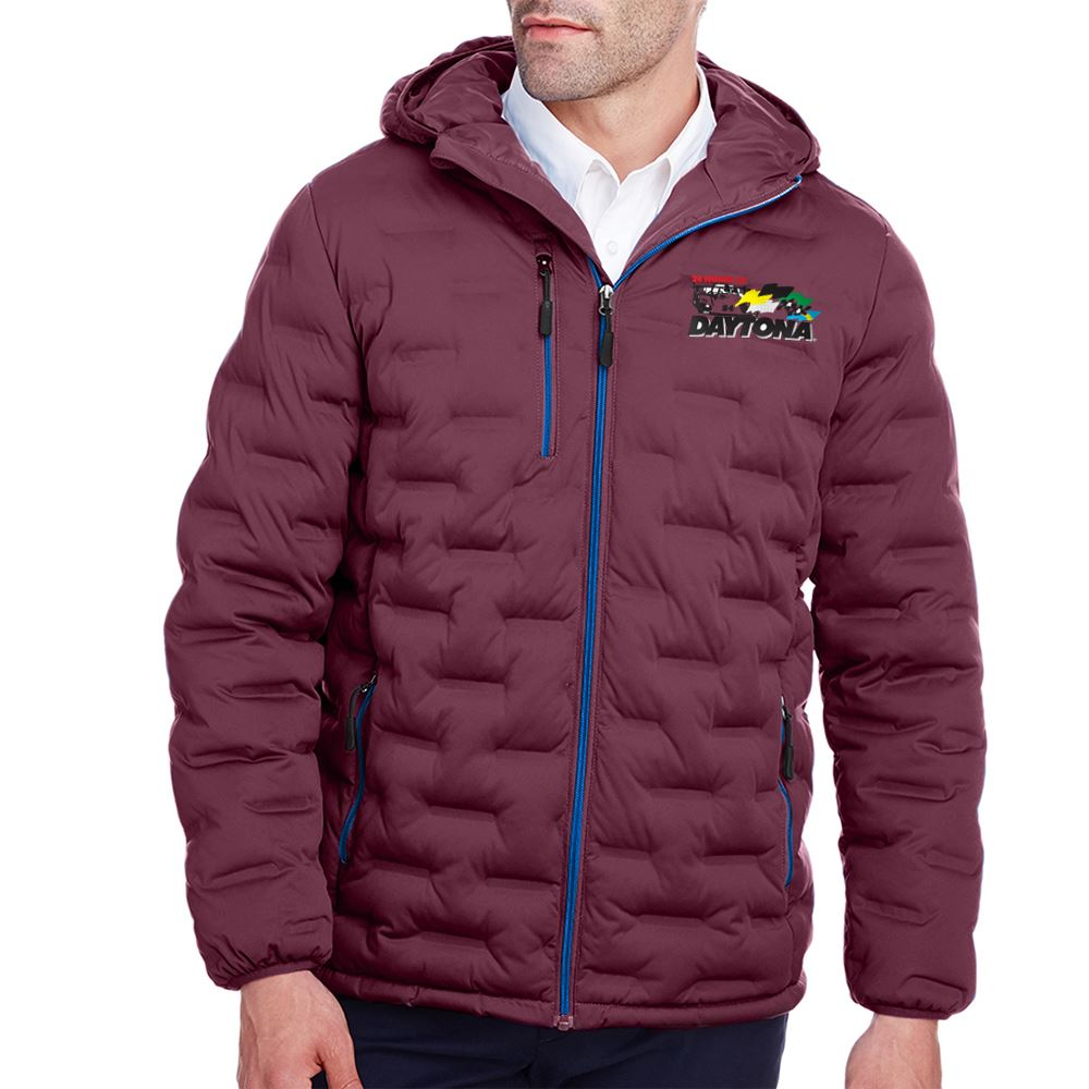 North End Men's Loft Puffer Jacket - Personalization Available