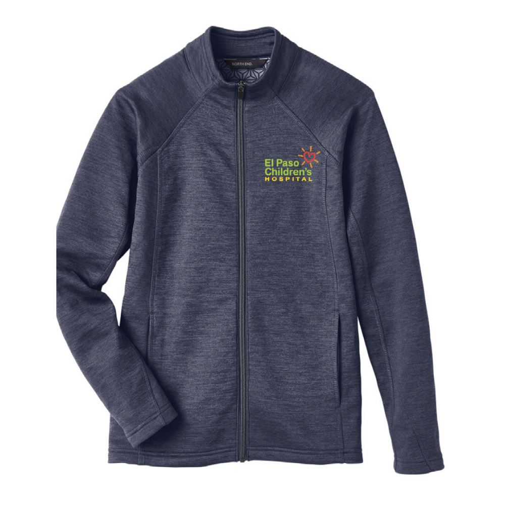 North End Women's Flux 2.0 Full-Zip Jacket - Personalization Available