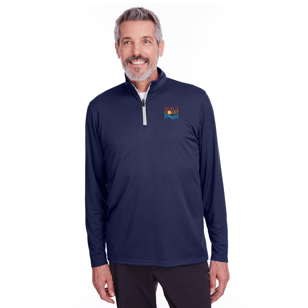 Puma Golf Men's Icon Quarter-Zip - Personalization Available