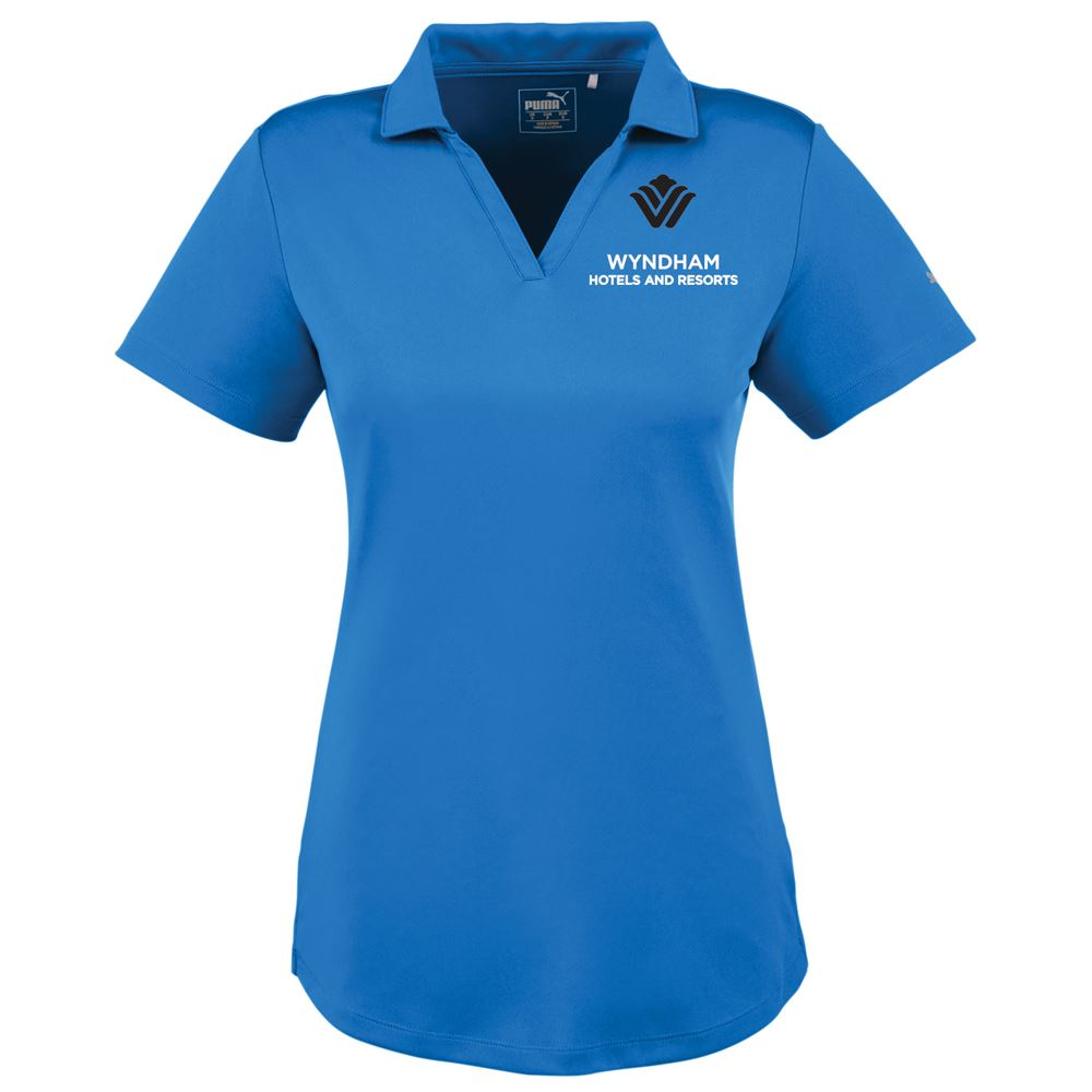 Puma Golf Women's Icon Golf Polo - Personalization Available