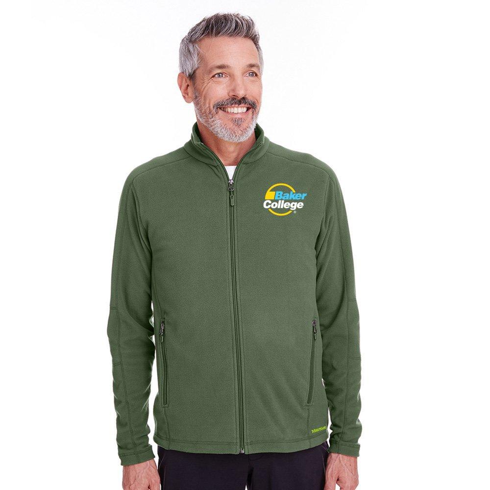 Marmot Men's Rocklin Fleece Full-Zip Jacket - Personalization Available