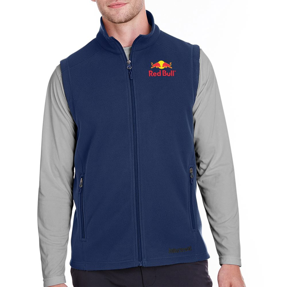 Marmot Men's Rocklin Fleece Vest - Personalization Available