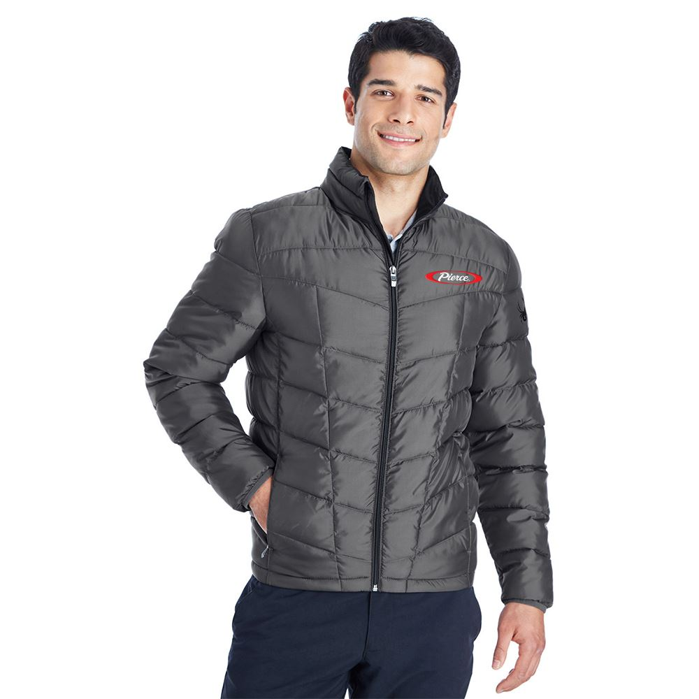 Spyder Men's Pelmo Insulated Puffer Jacket - Personalization Available
